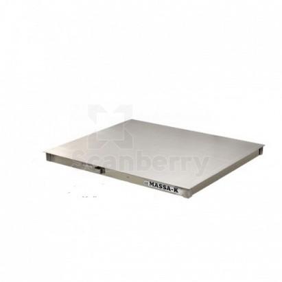 Весы платформенные с печатью этикеток МАССА-К 4D-P.S-3-RL 4D-P.S-3-3000-RL (МК10616)